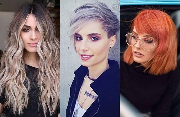 Değişiklik isteyenler için en havalı saç kesimleri