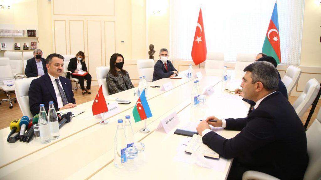 Türkiye ve Azerbaycan arasında yeni anlaşma imzalandı