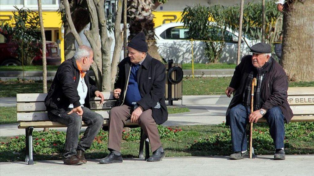 Türkiye, yaşlı nüfus oranına göre dünyada 66. sırada