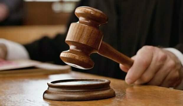 Eski Anayasa Mahkemesi üyesi Erdal Tercan'a 10 yıl 7 ay hapis