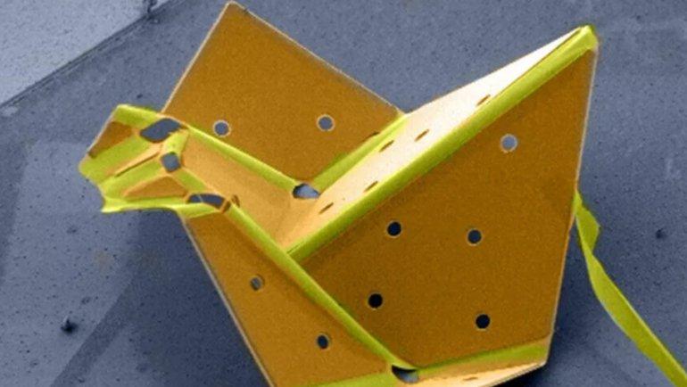 Nano boyutlu robotlar geliyor